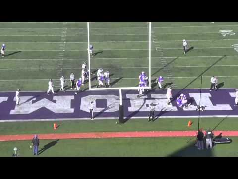 St Thomas Football Fake PAT (endzone View) Nov 7