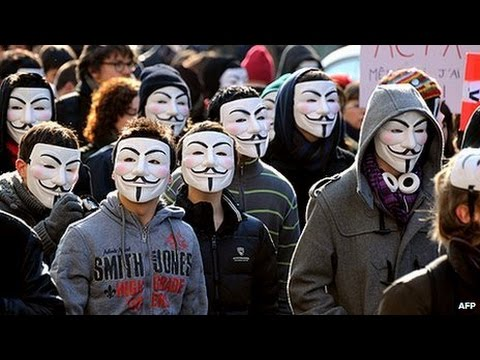 Thumbnail: Anonymous - How to join Anonymous