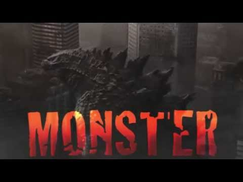 Monster - Skillet - Godzilla 2014 • Lyric/Music Video