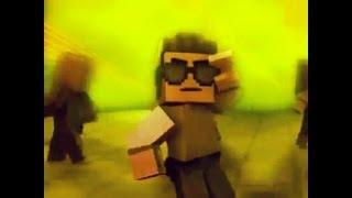 Minecraft Style Remix - Epic al ed