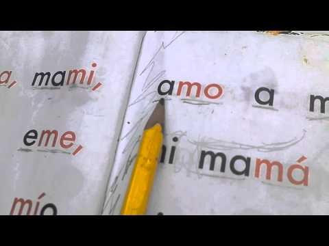 Leer con la letra M