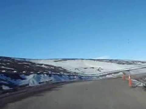 McMurdo to Scott Base