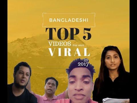 Bangladeshi 5 videos that went Viral in 2017