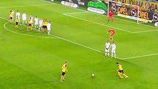 10 примеров ДЕРЗКОЙ и УМНОЙ игры в футболе
