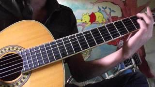 Gánh Con Gánh Cả Cuộc Đời guitar cover