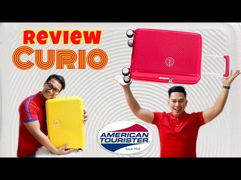 American Tourister Curio - Review