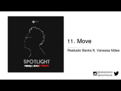 Reekado Banks ft  Vanessa Mdee   Move