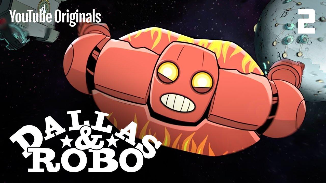 Ep 2 - Dallas & Robo