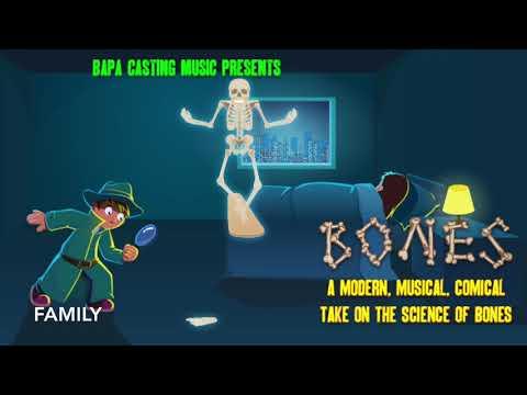 FAMILY BONES The Musical