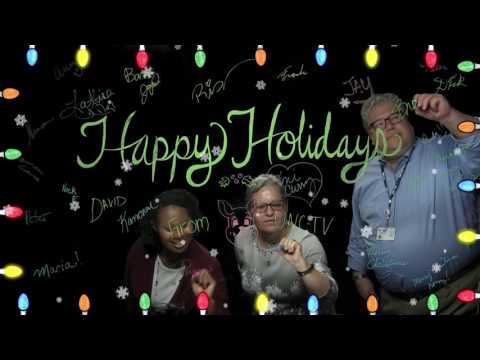 Happy Holidays from UNC-TV!