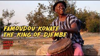 Famoudou Konate - King Of Djembe