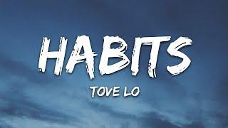 Gambar cover Tove Lo - Habits (Stay High) (Lyrics)