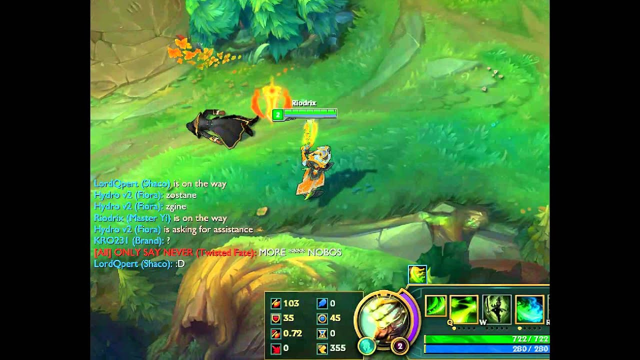 How To Troll Enemy Jungler Rage Quit