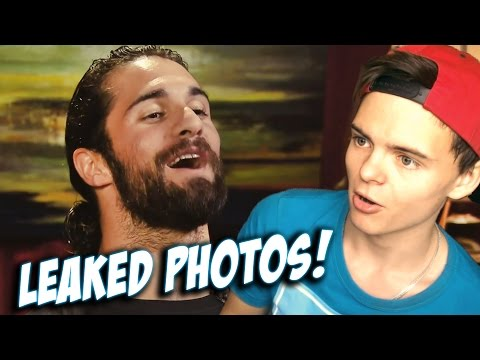 Seth Rollins Likes His Dick Pictures....  (Failed WWE Interview)