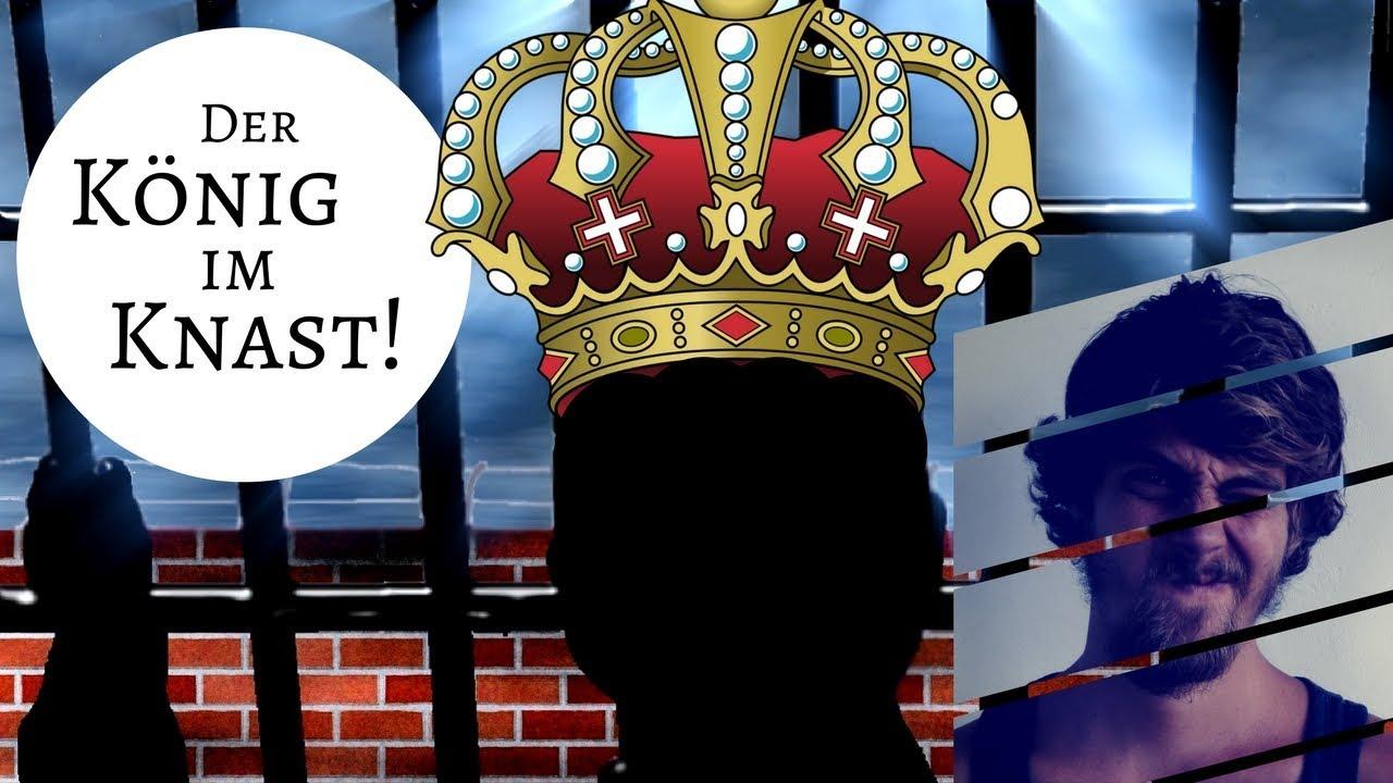 Warum DU deiner eigenen FREIHEIT im Weg stehst! - Der König im Knast