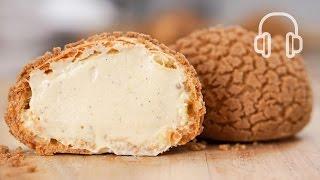 シュークリーム | クッキーシューの作り方 thumbnail