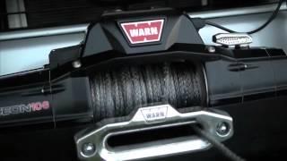 Лебедка WARN ZEON(Пример практического использования лебедки WARN серии ZEON Купить лебедку можно через сайт Та-Но Трейлерз..., 2014-03-18T16:37:34.000Z)