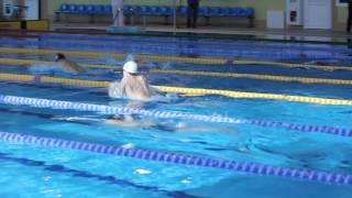 I этап Кубка РФ по плаванию. Мужчины. 400 м комплекс. Заплыв с участием Игоря Балыбердина