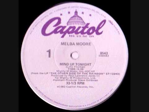 Download Melba Moore - Mind Up Tonight
