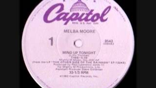Melba Moore - Mind Up Tonight