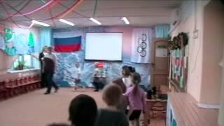 ГБОУ детский сад №2022 малые Олимпийские игры 2014