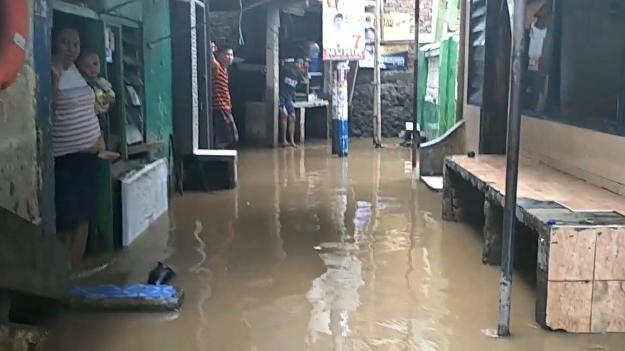 Saat Cuaca Cerah, Kawasan Kebon Pala di Jakarta Timur ...