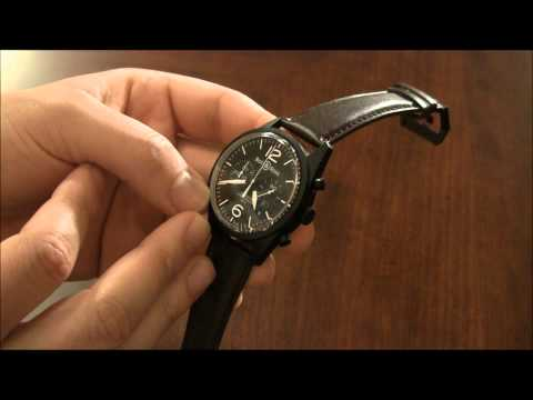 Bell & Ross Vintage Original BR 126 Watch Review