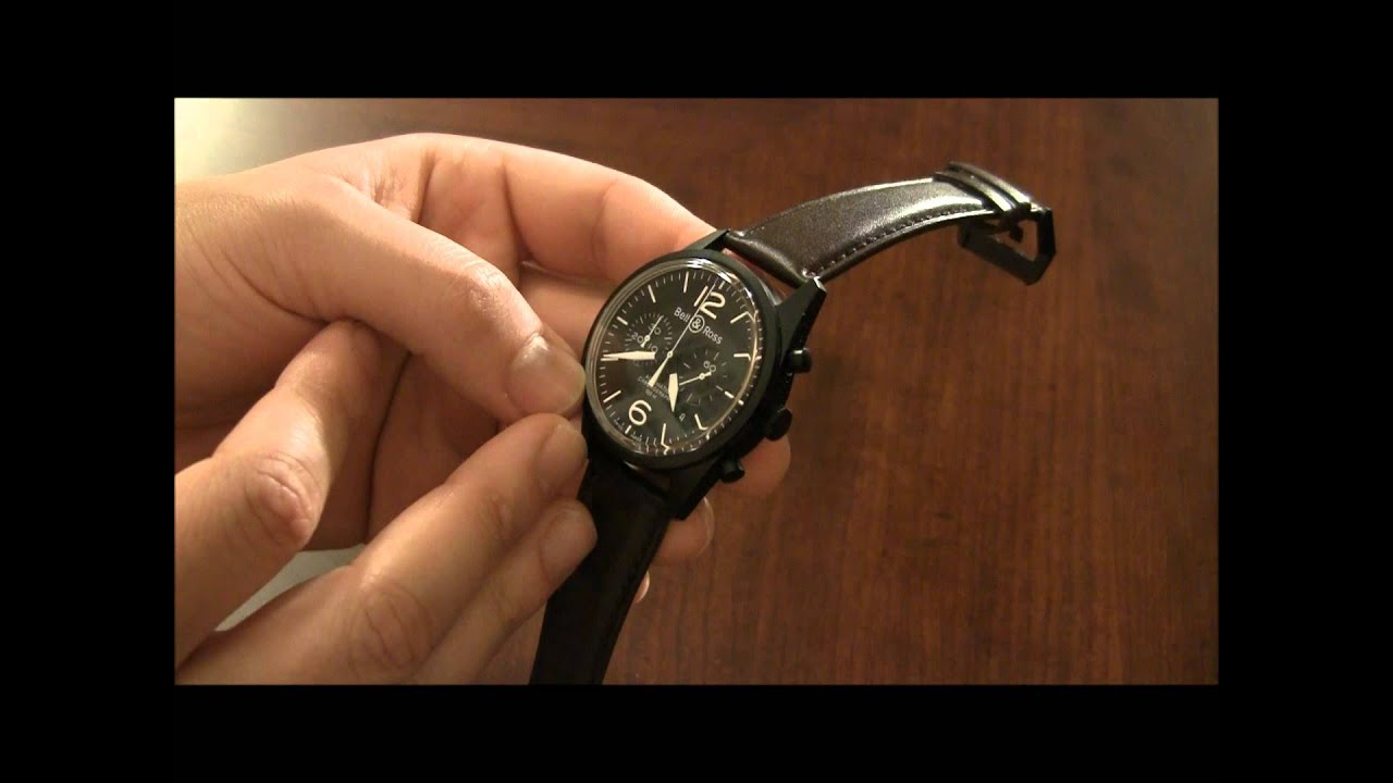 half off 40cfe e830b Bell & Ross Vintage Original BR 126 Watch Review