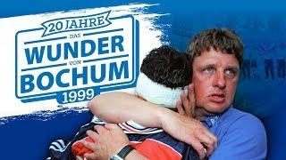 20 Jahre das Wunder von Bochum – Hansa-Helden spielen am 26. Mai 2019 im Ostseestadion