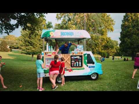 Kona Ice | The Kiosk