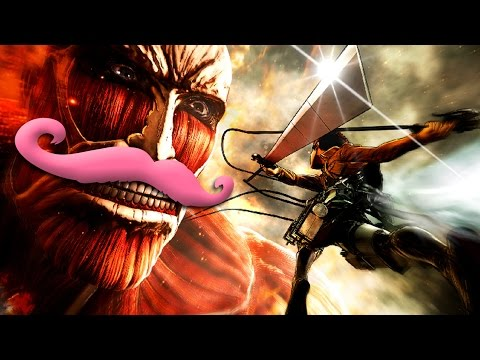 BEST ATTACK ON TITAN GAME!! | Attack on Titan: Wings of Free