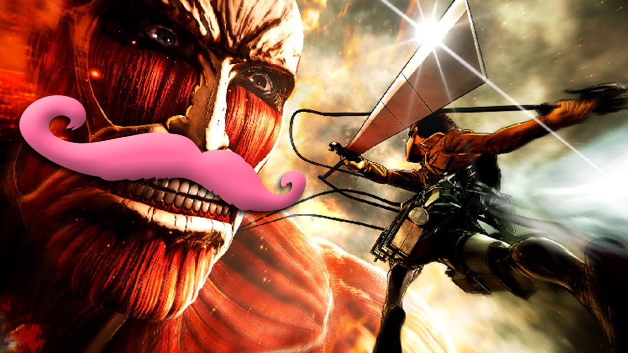Best Attack On Titan Game Attack On Titan Wings Of