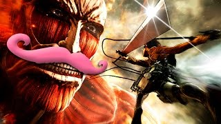 BEST ATTACK ON TITAN GAME!! | Attack on Titan: Wings of Freedom