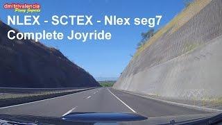 Pinoy Joyride - NLEX - SCTEX - NLEX seg. 7 Complete Joyride 2015
