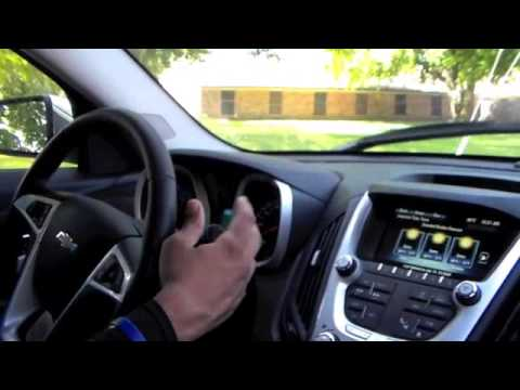 How To Use Windshield Wiper Controls 15 Chevy Equinox East