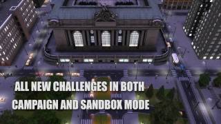 Cities in Motion: U.S Cities Announcement Trailer