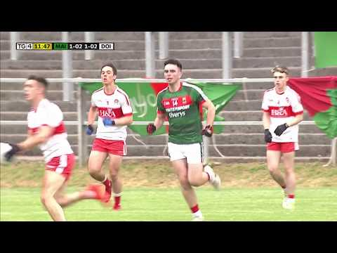 Mayo v Derry | EirGrid All Ireland Semi-Final | U20 Football