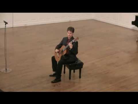 Villa-Lobos - 12 Etudes, performed by Alexander Milovanov