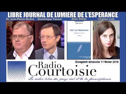 LE COMBAT DE LA NOUVELLE GÉNÉRATION DE DROITE EN FRANCE | RADIO COURTOISIE
