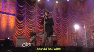 Better Than I Know Myself - Adam Lambert (live on Ellen) [LEGENDADO PT-BR]