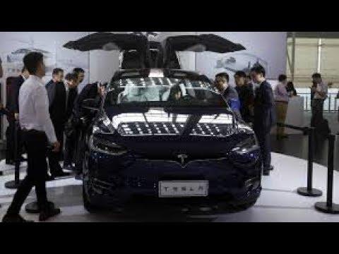 Tesla China 10 Bill. Factory Start,autopilot 2 Update #255