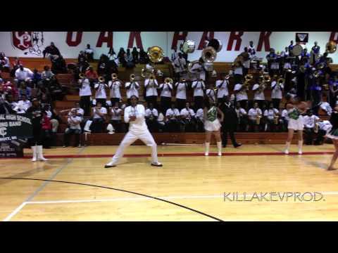 Cass Tech High School - Africano - 2013