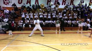 Cass Tech High School - Africano - 2013