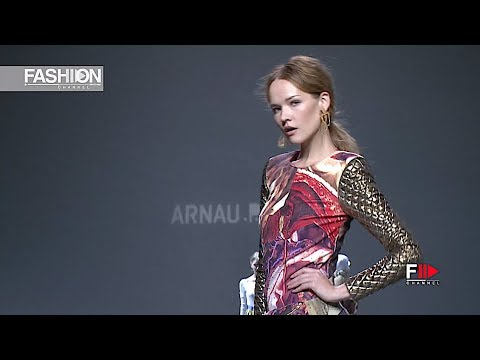 ARNAU P.  BOSCH Spring Summer 2013 Madrid - Fashion Channel