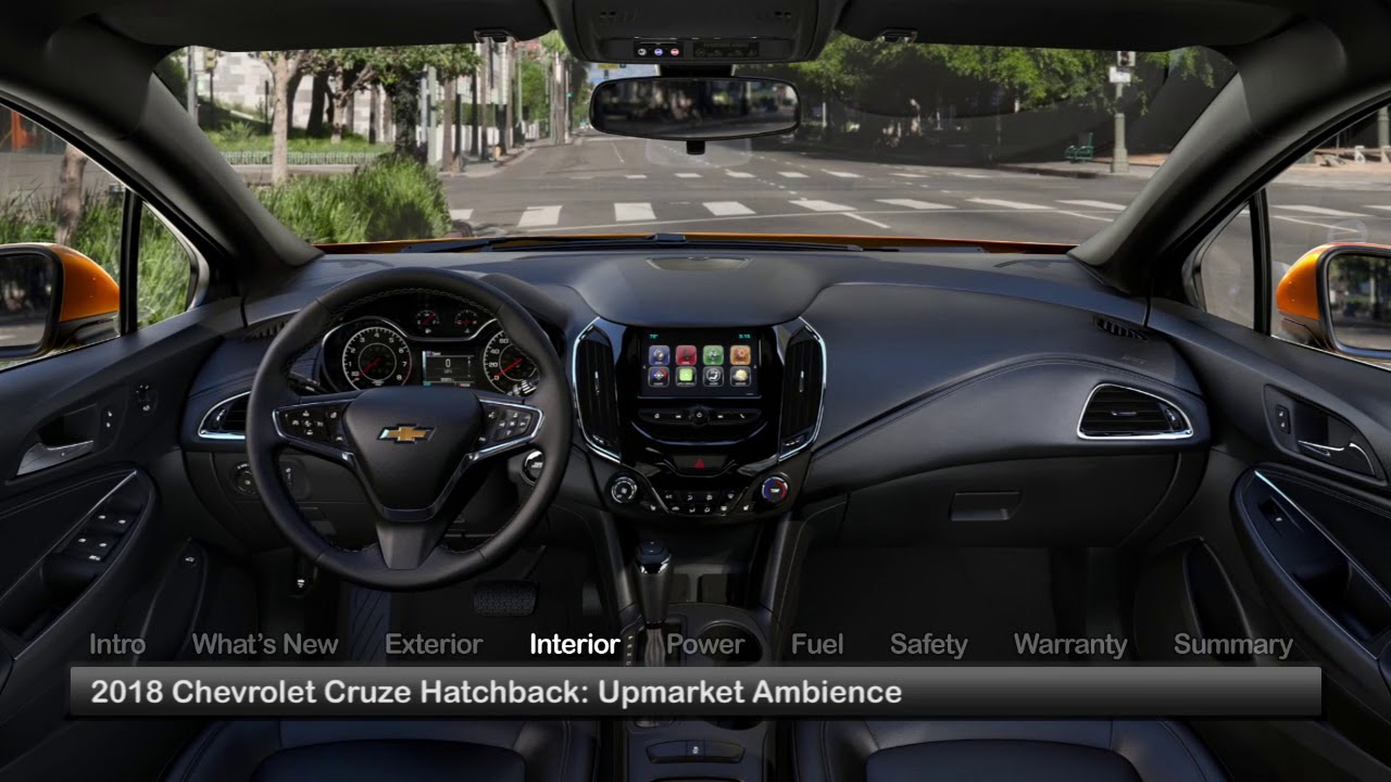Lakeside Chevrolet Buick Gmc >> 2018 Chevrolet Cruze Hatchback Test Drive - YouTube