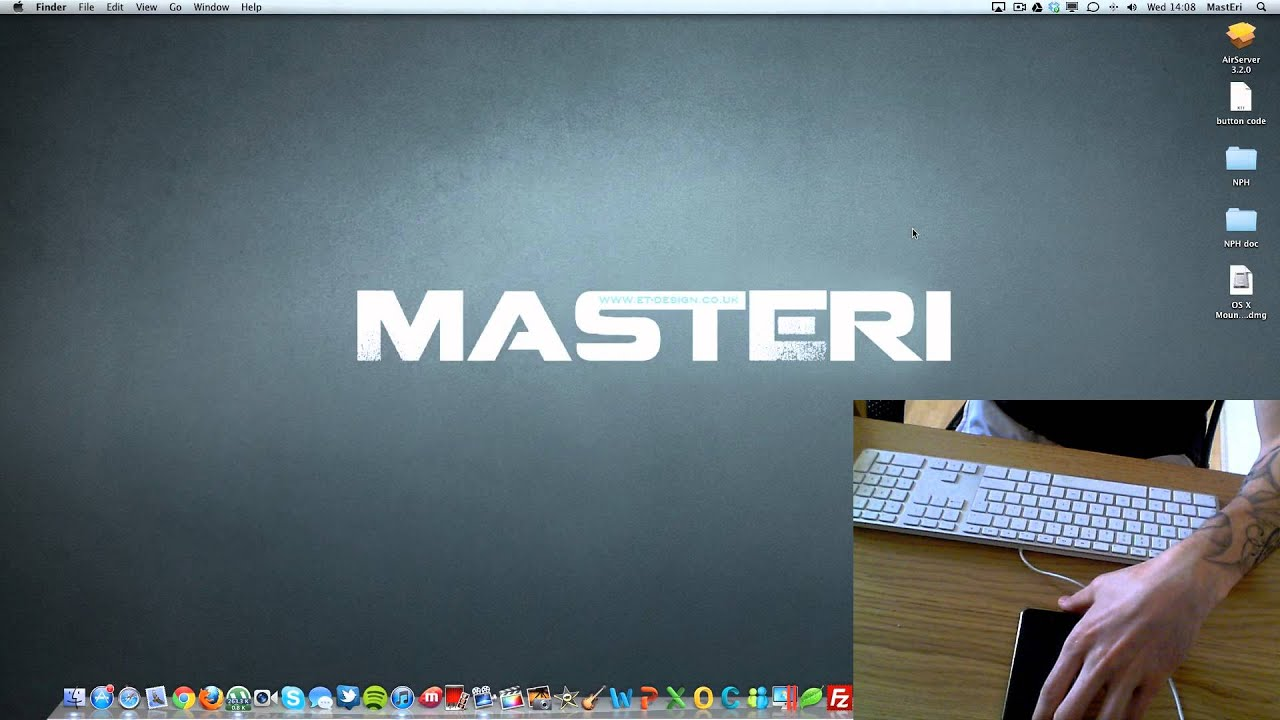 How to enable airplay on mac OSX lion