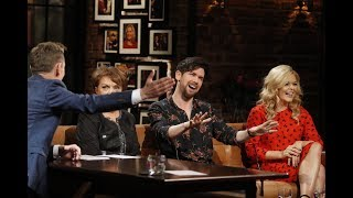 A difference of opinion on road frontage | The Late Late Show | RTÉ One