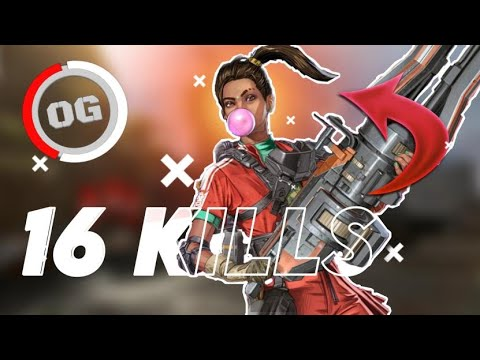 Apex Legends Comp Ranked Gameplay! #16kills from YouTube · Duration:  5 minutes 25 seconds