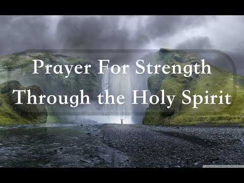 Milton Green - Prayer For Strength Through the Holy Spirit | Prayer