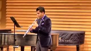 J. Haydn Oboe Concerto in C Major: Sameer Bhatia